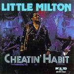 Little Milton: Cheatin' Habit, CD
