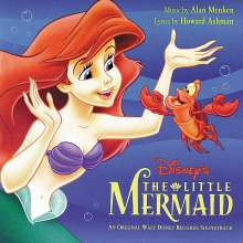 Filmmusik: The Little Mermaid (1997 Edition Original Soundtrack), CD