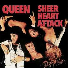 Queen: Sheer Heart Attack, LP