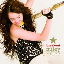 Miley Cyrus: Breakout, CD