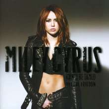 Miley Cyrus: Can't Be Tamed (Limited Deluxe Edition), 1 CD und 1 DVD