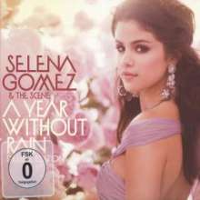 Selena Gomez: A Year Without Rain (Limited Deluxe Edition) (CD + DVD), 1 CD und 1 DVD