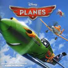 Filmmusik: Planes, CD