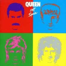 Queen: Hot Space, CD