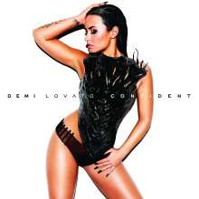 Demi Lovato: Confident (Explicit), CD