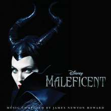 James Newton Howard (geb. 1951): Filmmusik: Maleficent: Die dunkle Fee, CD