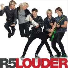 R5: Louder, CD