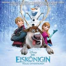 Filmmusik: Die Eiskönigin - Völlig Unverfroren (Frozen), CD