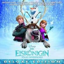 Filmmusik: Die Eiskönigin - Völlig Unverfroren (Frozen) (Deluxe Edition), 2 CDs
