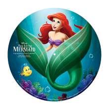Original Soundtrack (OST): Filmmusik: The Little Mermaid/ Die kleine Meerjungfrau - English Version (Picture Disc), LP