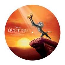Original Soundtrack (OST): Filmmusik: The Lion King/ Der König der Löwen - English Version (Picture Disc), LP