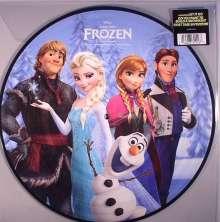 Original Soundtrack (OST): Filmmusik: Songs From Frozen/ Die Eiskönigin - English Version (Picture Disc) (33/ 45 RPM), LP
