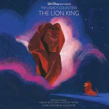Filmmusik: The Legacy Collection: The Lion King, 2 CDs