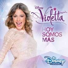 Filmmusik: Violetta: Hoy Somos Mas (Staffel 2, Vol. 1), CD