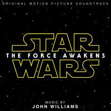 John Williams (geb. 1932): Filmmusik: Star Wars: The Force Awakens (Deluxe Edition), CD