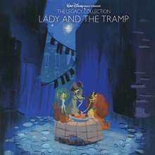 Filmmusik: The Legacy Collection: Lady And The Tramp (60th Anniversary Edition), 2 CDs