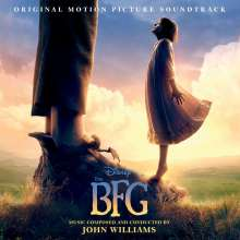 John Williams: Filmmusik: The BFG (Big Friendly Giant), CD