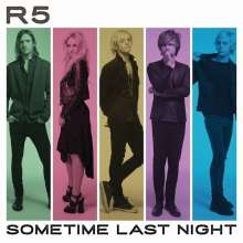 R5: Sometime Last Night (Special Edition), CD