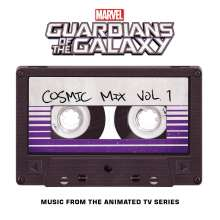 Filmmusik: Guardians Of The Galaxy: Cosmic Mix Vol.1, CD