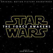 John Williams (geb. 1932): Filmmusik: Star Wars: The Force Awakens, CD