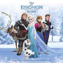 Filmmusik: Die Eiskönigin (Frozen) - Die Lieder, CD