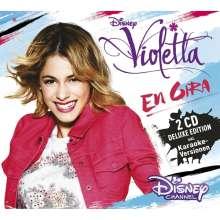 Filmmusik: Filmmusik: Violetta: En Gira - Staffel 3 Volume 1 (Deluxe Edition), 2 CDs
