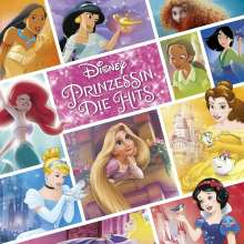 Filmmusik: Disney: Prinzessin - Die Hits (Limited-Deluxe-Edition), 2 CDs