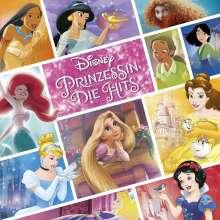 Filmmusik Sampler: Filmmusik: Disney: Prinzessin - Die Hits, CD