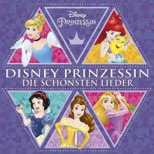 Filmmusik: Disney Prinzessin: Die schönsten Lieder, CD