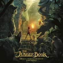 Filmmusik: The Jungle Book, CD