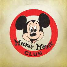 Filmmusik: Mickey Mouse Club (Picture Disc), Single 10""