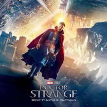 Michael Giacchino (geb. 1967): Filmmusik: Doctor Strange, CD