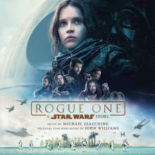 Filmmusik: Rogue One: A Star Wars Story, CD