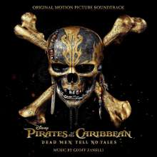 Filmmusik: Fluch der Karibik 5 (Pirates Of The Caribbean 5), CD