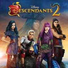 Filmmusik: Descendants 2, CD