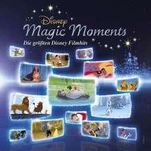 Filmmusik: Disney Magic Moments - Die größten Disney Filmhits, CD