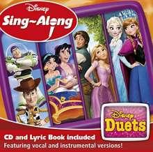 Disney Sing-Along: Duets, CD