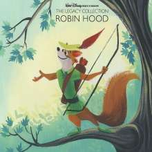 Filmmusik: Walt Disney Legacy Collection: Robin Hood, 2 CDs