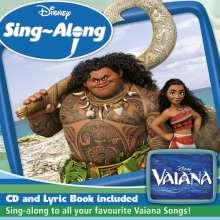 Filmmusik: Disney Sing-Along: Vaiana (Englische Version), CD
