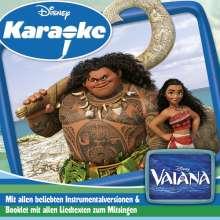Vaiana, CD