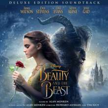 Filmmusik: Beauty And The Beast (Limited-Deluxe-Edition), 2 CDs