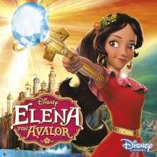 Elena Von Avalor (EP), CD