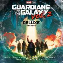 Filmmusik: Guardians Of The Galaxy Vol. 2 (Deluxe-Edition), 2 LPs