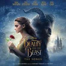 Filmmusik: Beauty & The Beast: The Songs, LP