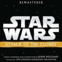 Filmmusik: Star Wars: Attack Of The Clones (DT: Angriff der Klonkrieger), CD
