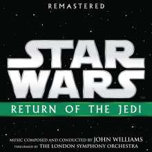 Filmmusik: Star Wars: Return Of The Jedi (DT: Die Rückkehr der Jedi-Ritter), CD