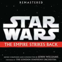Filmmusik: Star Wars: The Empire Strikes Back (DT:Das Imperium schlägt zurück), CD