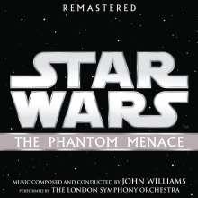 Filmmusik: Star Wars: The Phantom Menace (DT: Die dunkle Bedrohung), CD