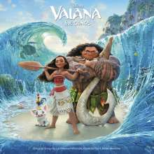 Filmmusik: Vaiana - The Songs, LP