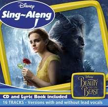 Disney Sing-Along: Beauty & The Beast, CD